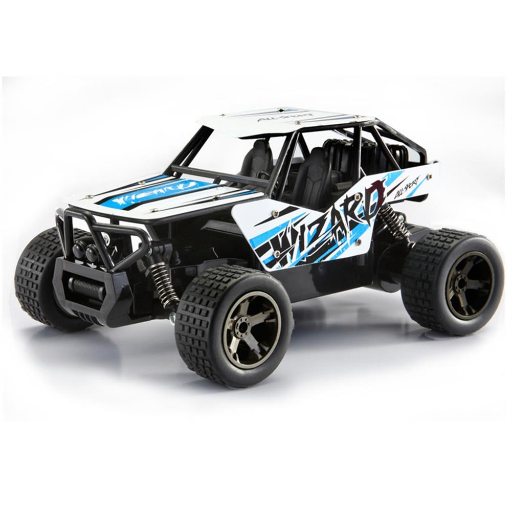 rc-cars ChengKe 1813B 1/20 2.4G Racing RC Car Alloy Car Shell Big Foot High Speed Off-Road Vehicle Toy RC1270316