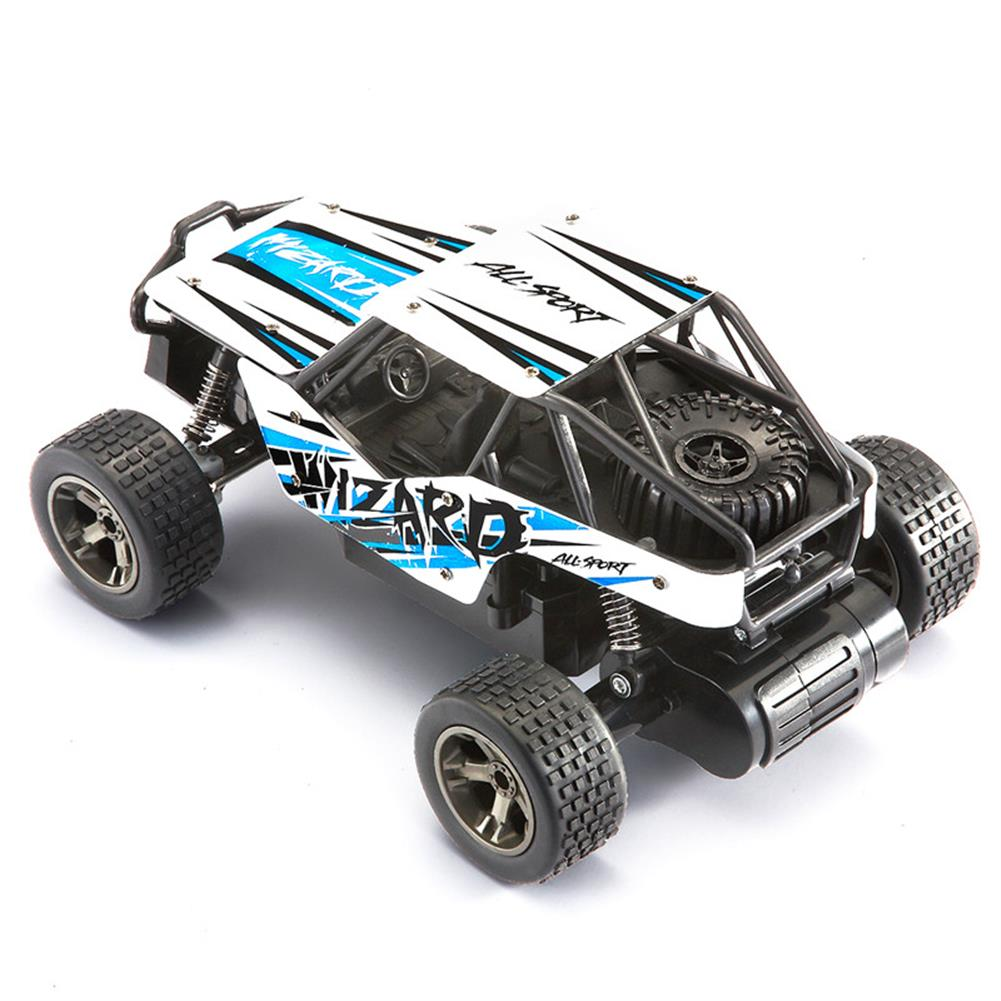 rc-cars ChengKe 1813B 1/20 2.4G Racing RC Car Alloy Car Shell Big Foot High Speed Off-Road Vehicle Toy RC1270316 1