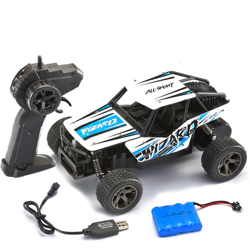rc-cars ChengKe 1813B 1/20 2.4G Racing RC Car Alloy Car Shell Big Foot High Speed Off-Road Vehicle Toy RC1270316 2