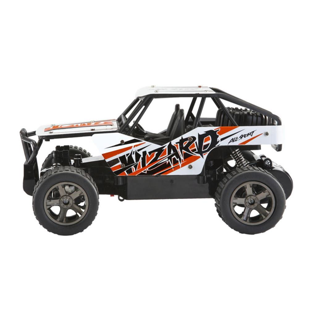 rc-cars ChengKe 1813B 1/20 2.4G Racing RC Car Alloy Car Shell Big Foot High Speed Off-Road Vehicle Toy RC1270316 4