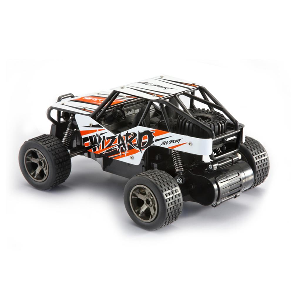 rc-cars ChengKe 1813B 1/20 2.4G Racing RC Car Alloy Car Shell Big Foot High Speed Off-Road Vehicle Toy RC1270316 5