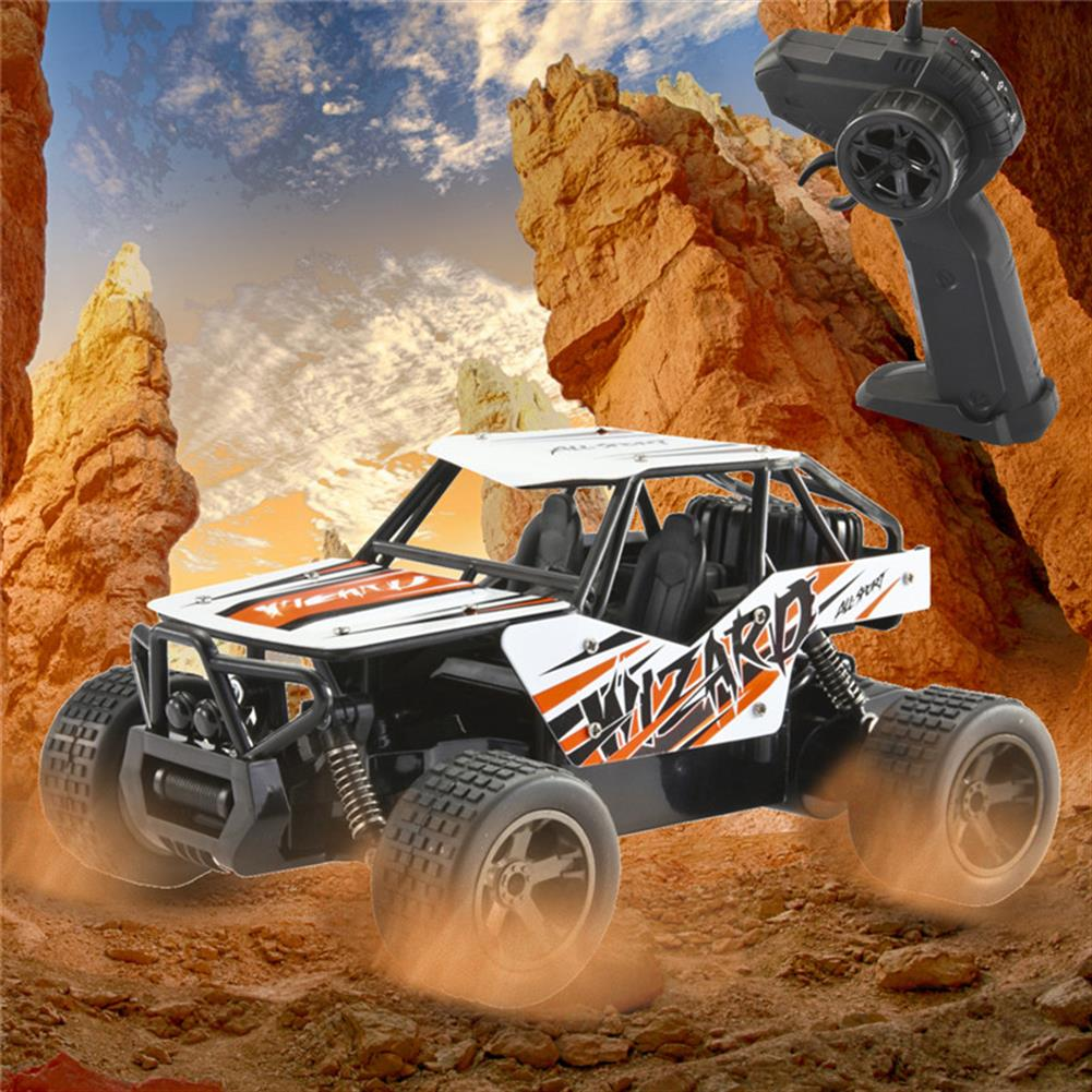 rc-cars ChengKe 1813B 1/20 2.4G Racing RC Car Alloy Car Shell Big Foot High Speed Off-Road Vehicle Toy RC1270316 6