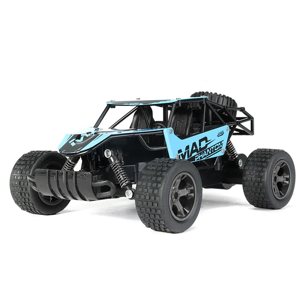 rc-cars ChengKe Toys 1815B 1/20 2.4G 2WD Racing RC Car With Alloy Shell Big Foot Off-Road RTR Toy RC1270469