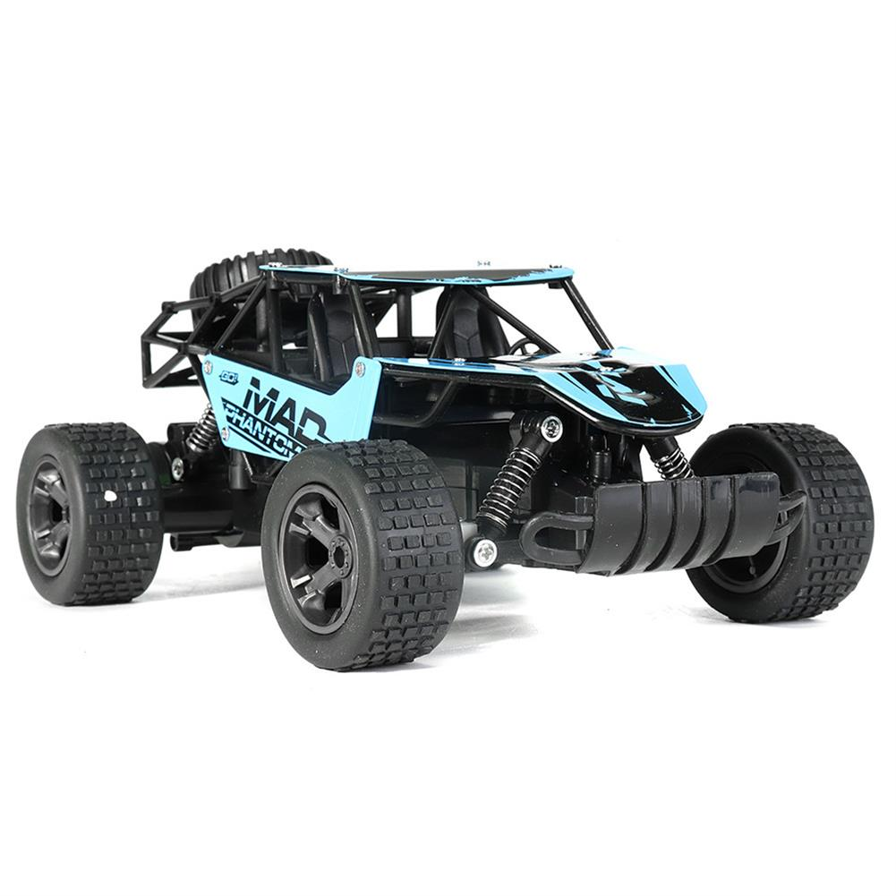 rc-cars ChengKe Toys 1815B 1/20 2.4G 2WD Racing RC Car With Alloy Shell Big Foot Off-Road RTR Toy RC1270469 1