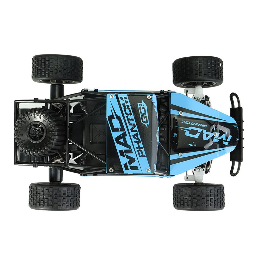 rc-cars ChengKe Toys 1815B 1/20 2.4G 2WD Racing RC Car With Alloy Shell Big Foot Off-Road RTR Toy RC1270469 2