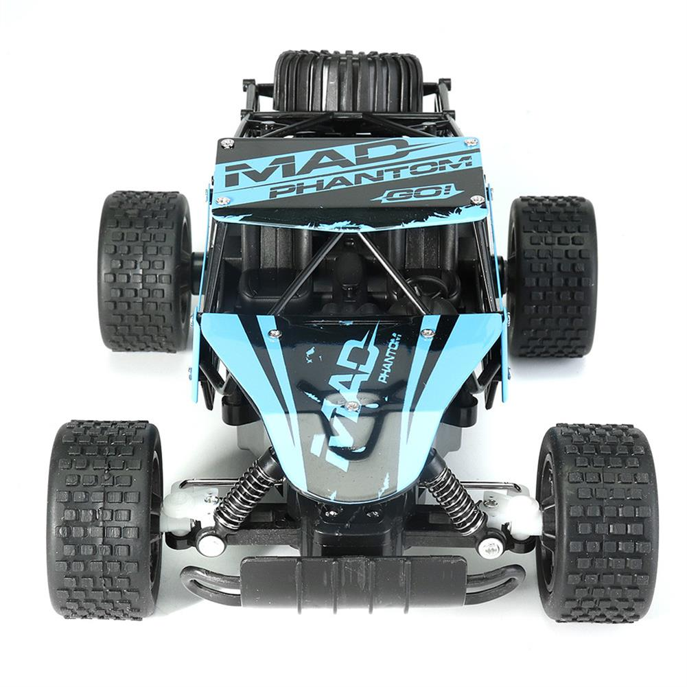 rc-cars ChengKe Toys 1815B 1/20 2.4G 2WD Racing RC Car With Alloy Shell Big Foot Off-Road RTR Toy RC1270469 3
