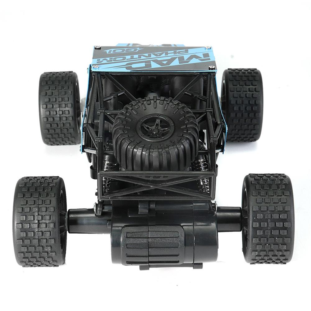 rc-cars ChengKe Toys 1815B 1/20 2.4G 2WD Racing RC Car With Alloy Shell Big Foot Off-Road RTR Toy RC1270469 4