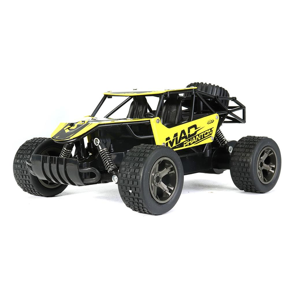 rc-cars ChengKe Toys 1815B 1/20 2.4G 2WD Racing RC Car With Alloy Shell Big Foot Off-Road RTR Toy RC1270469 5