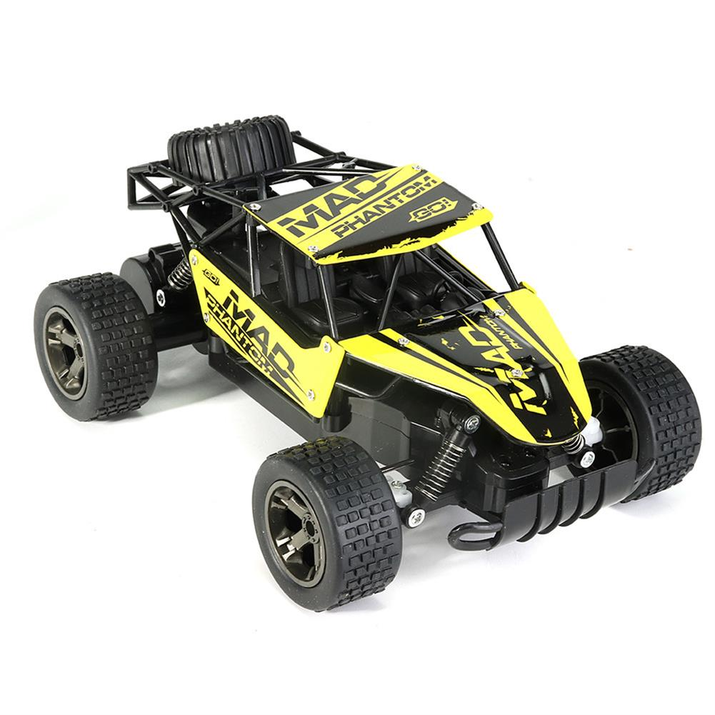 rc-cars ChengKe Toys 1815B 1/20 2.4G 2WD Racing RC Car With Alloy Shell Big Foot Off-Road RTR Toy RC1270469 6