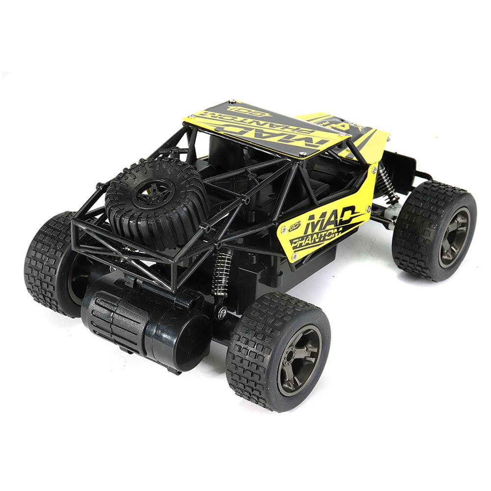 rc-cars ChengKe Toys 1815B 1/20 2.4G 2WD Racing RC Car With Alloy Shell Big Foot Off-Road RTR Toy RC1270469 7