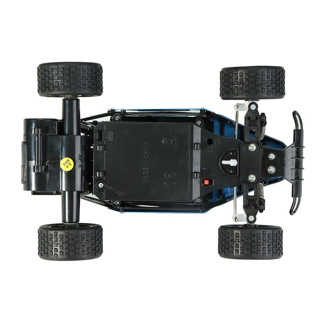 rc-cars ChengKe Toys 1815B 1/20 2.4G 2WD Racing RC Car With Alloy Shell Big Foot Off-Road RTR Toy RC1270469 8