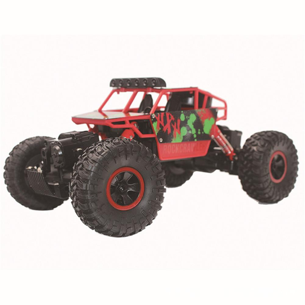 rc-cars YYPLAY YY300 1/18 2.4G 4WD Racing RC Car Rock Crawler Rally Climbing Car 4x4 Off-Road Vehicle Toy RC1271409 1
