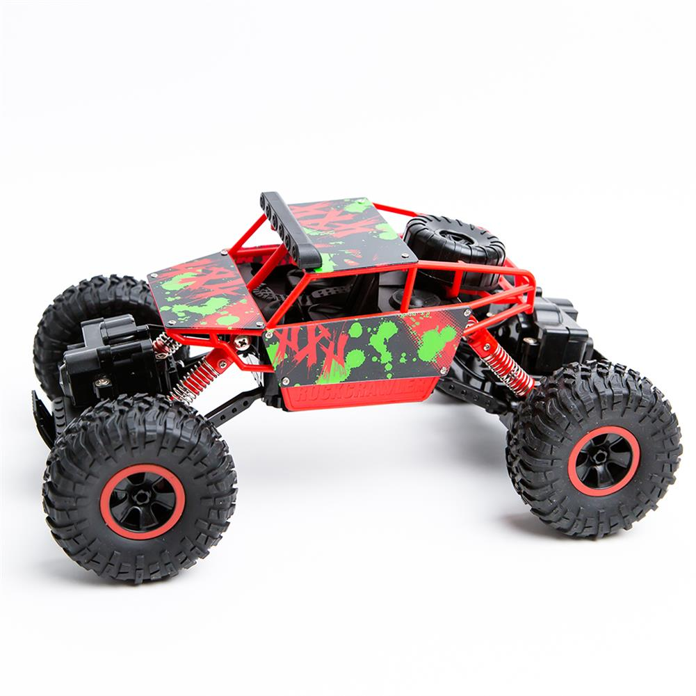 rc-cars YYPLAY YY300 1/18 2.4G 4WD Racing RC Car Rock Crawler Rally Climbing Car 4x4 Off-Road Vehicle Toy RC1271409 2