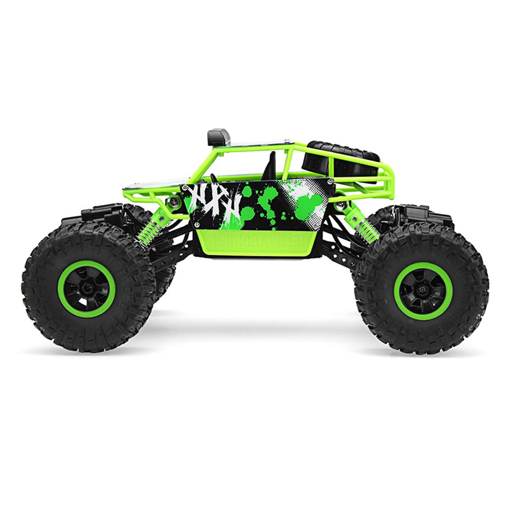 rc-cars YYPLAY YY300 1/18 2.4G 4WD Racing RC Car Rock Crawler Rally Climbing Car 4x4 Off-Road Vehicle Toy RC1271409 3