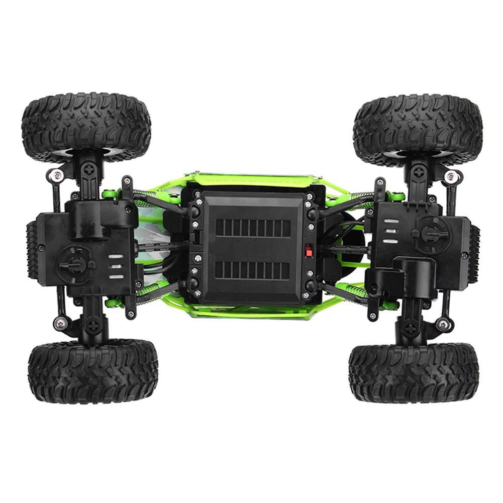 rc-cars YYPLAY YY300 1/18 2.4G 4WD Racing RC Car Rock Crawler Rally Climbing Car 4x4 Off-Road Vehicle Toy RC1271409 4