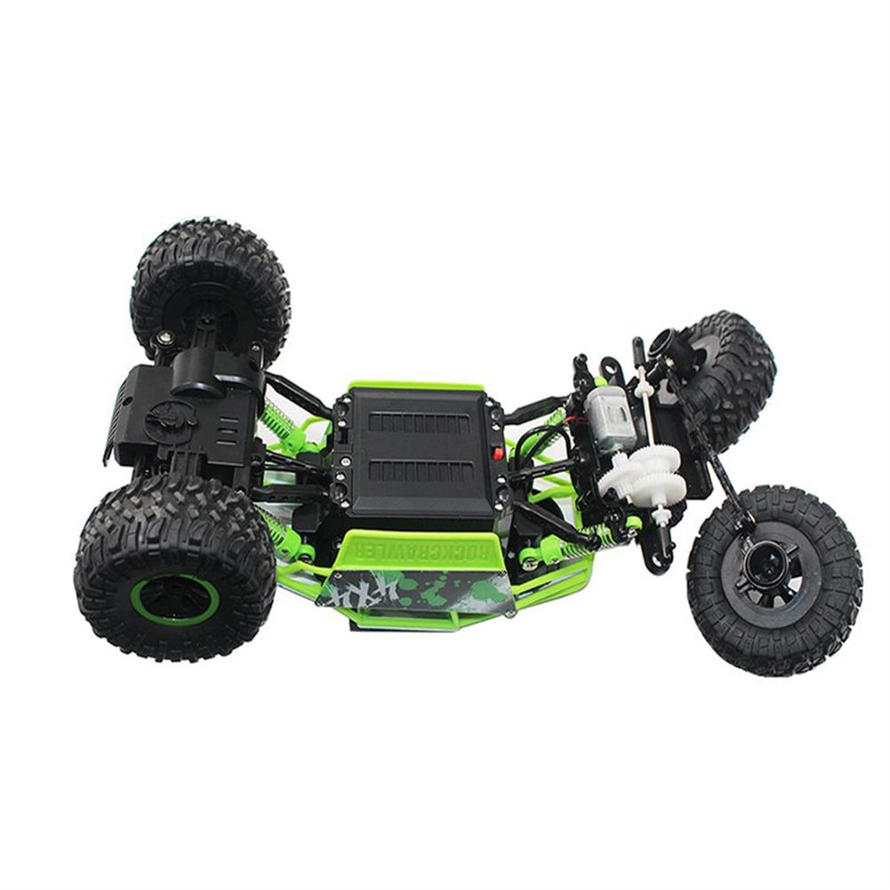 rc-cars YYPLAY YY300 1/18 2.4G 4WD Racing RC Car Rock Crawler Rally Climbing Car 4x4 Off-Road Vehicle Toy RC1271409 5