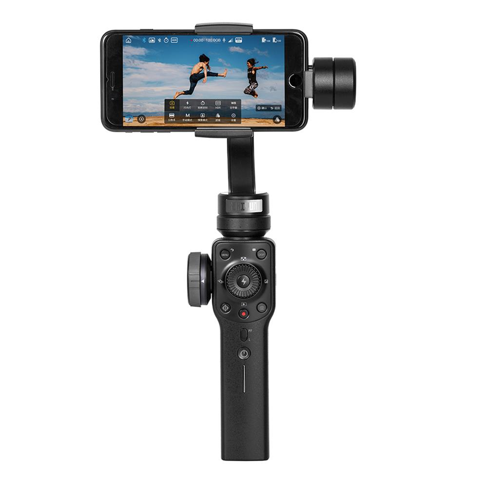 fpv-system Zhiyun Smooth 4 Brushless 3 Axis Handheld Gimbal Stabilizer For All Phones Phone Filmmakers RC1272480