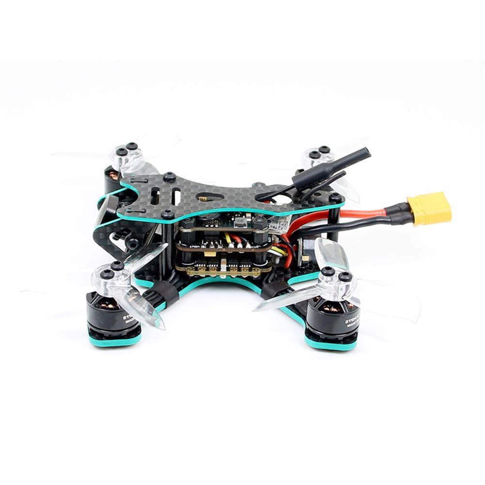 fpv-racing-drones SPC Maker X90 FPV Racing Drone PNP Omnibus F3 OSD Flight Controller 15A Blheli_S ESC 800TVL Camera RC1272648 2