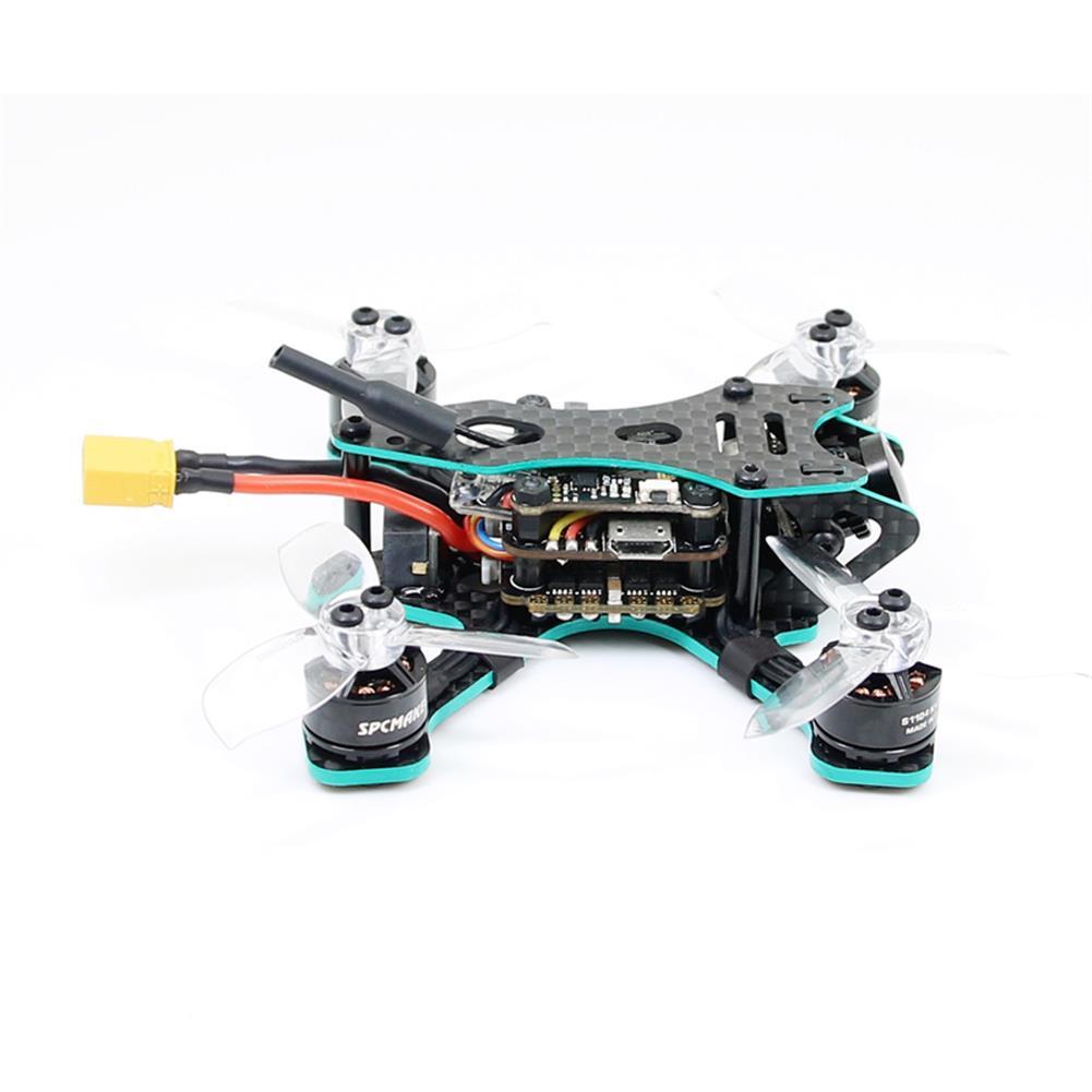 fpv-racing-drones SPC Maker X90 FPV Racing Drone PNP Omnibus F3 OSD Flight Controller 15A Blheli_S ESC 800TVL Camera RC1272648 3