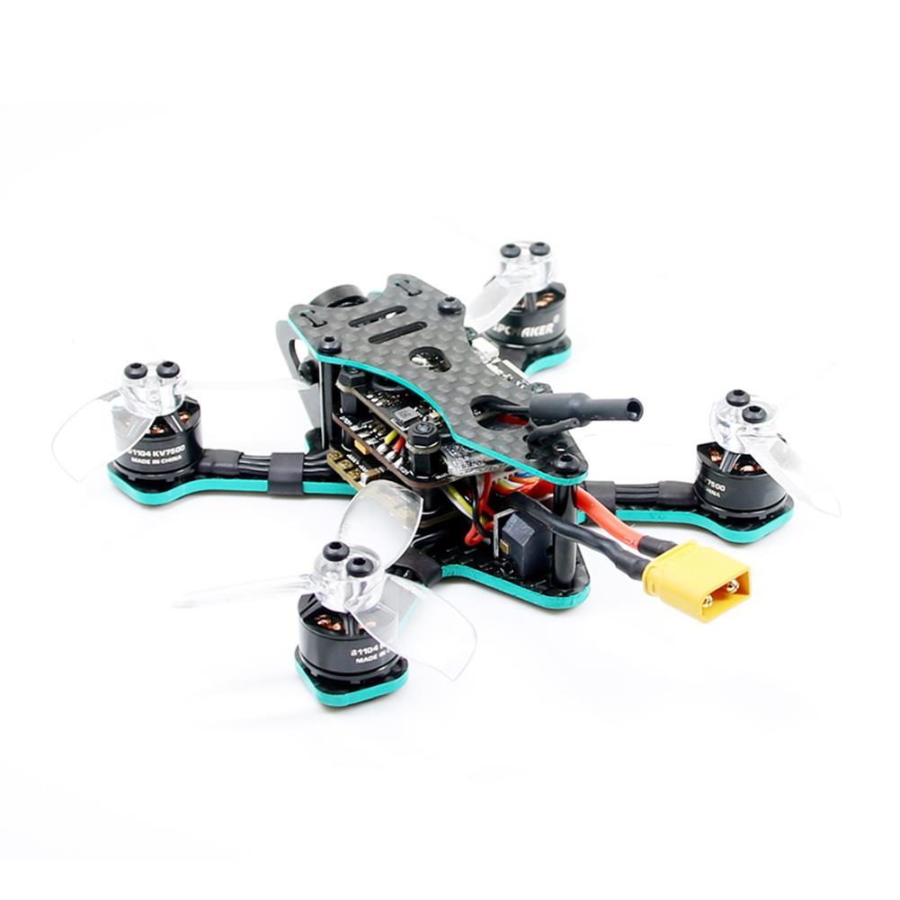fpv-racing-drones SPC Maker X90 FPV Racing Drone PNP Omnibus F3 OSD Flight Controller 15A Blheli_S ESC 800TVL Camera RC1272648 4