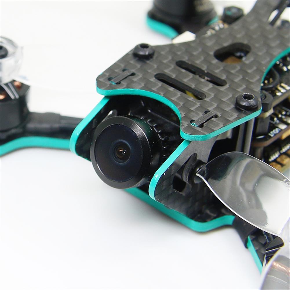 fpv-racing-drones SPC Maker X90 FPV Racing Drone PNP Omnibus F3 OSD Flight Controller 15A Blheli_S ESC 800TVL Camera RC1272648 5