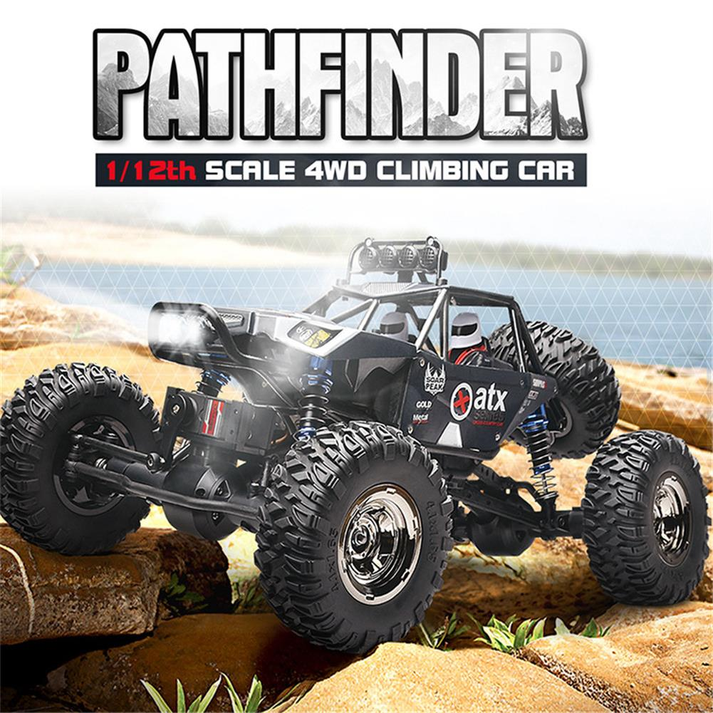 rc-cars SUBOTECH BG1515 1/12 2.4GHz 4WD Racing RC Car Rock Climbing RTR Pathfinder Toys RC1278306 3