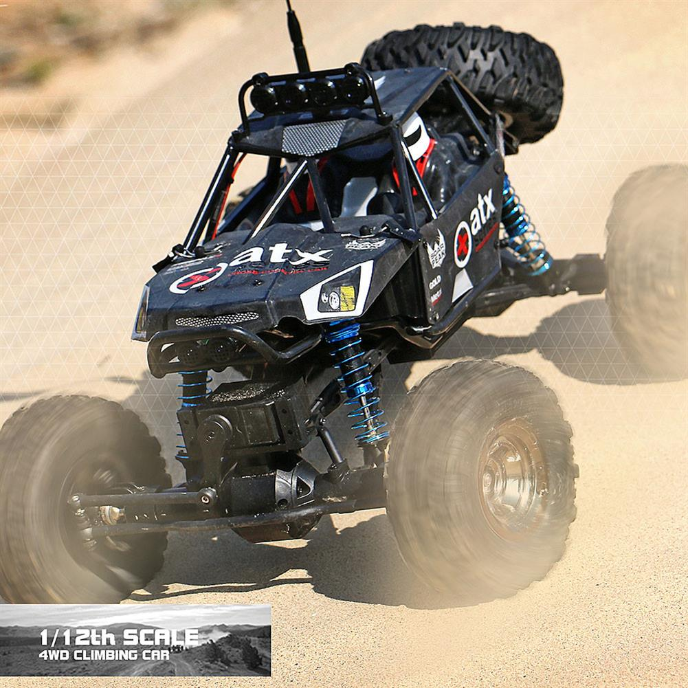 rc-cars SUBOTECH BG1515 1/12 2.4GHz 4WD Racing RC Car Rock Climbing RTR Pathfinder Toys RC1278306 4