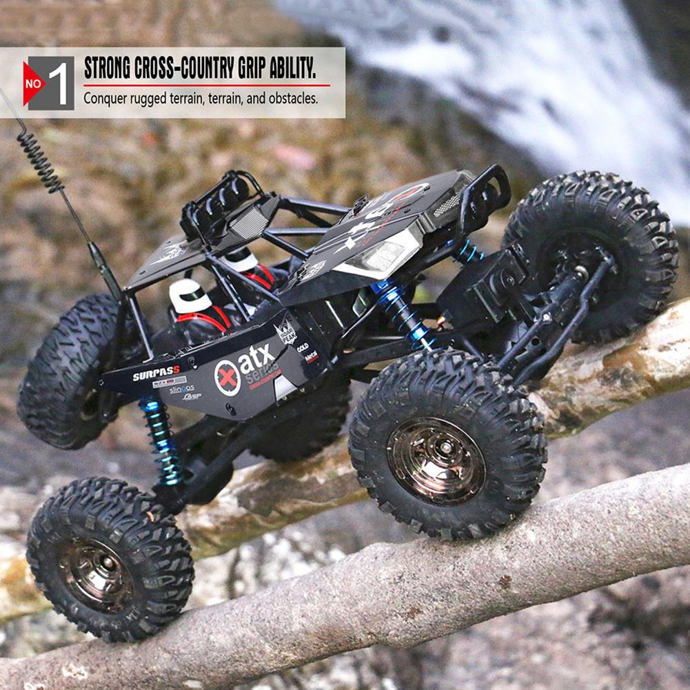 rc-cars SUBOTECH BG1515 1/12 2.4GHz 4WD Racing RC Car Rock Climbing RTR Pathfinder Toys RC1278306 5