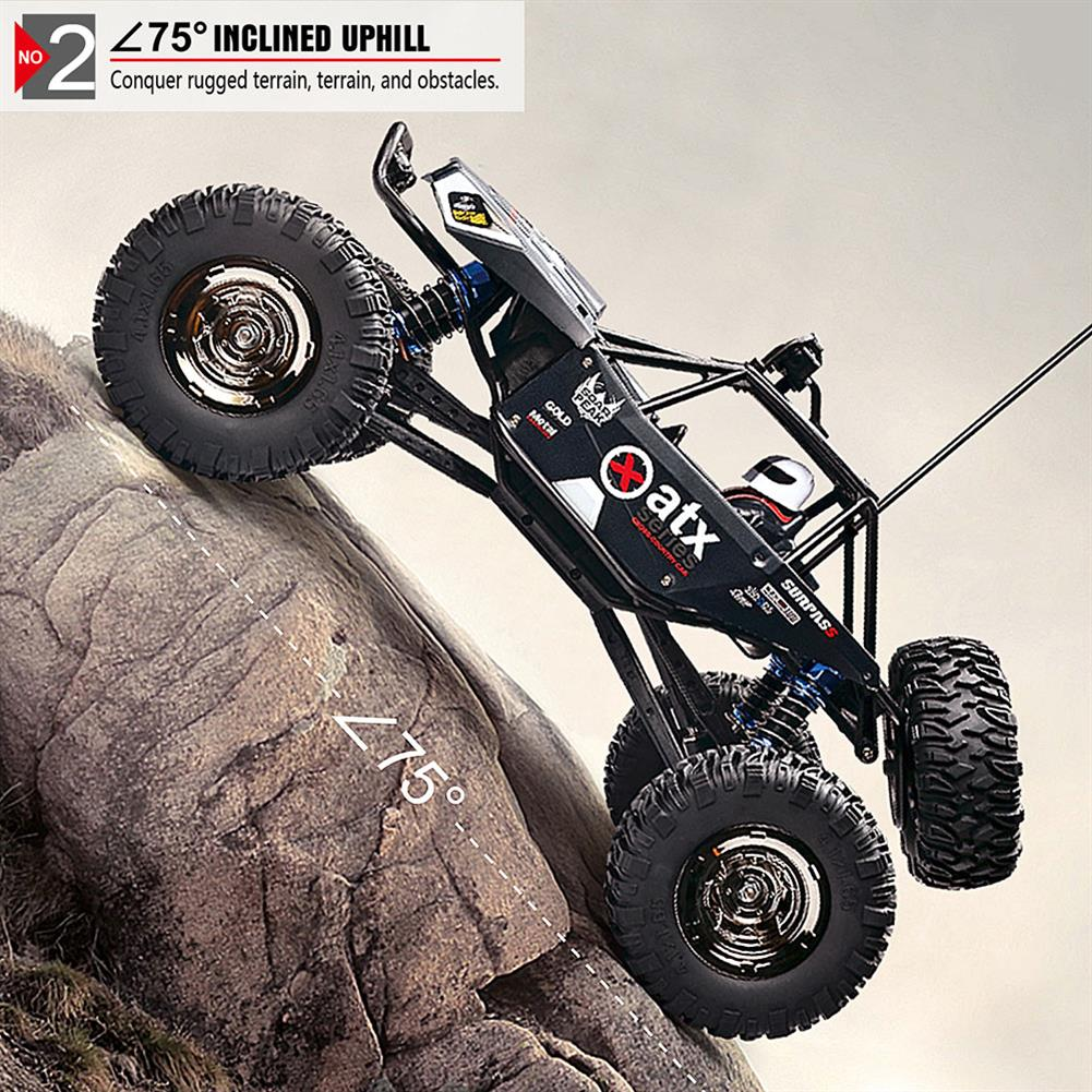 rc-cars SUBOTECH BG1515 1/12 2.4GHz 4WD Racing RC Car Rock Climbing RTR Pathfinder Toys RC1278306 6