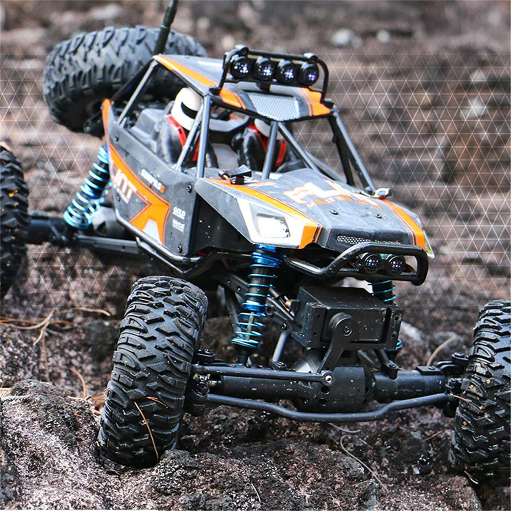 rc-cars SUBOTECH BG1515 1/12 2.4GHz 4WD Racing RC Car Rock Climbing RTR Pathfinder Toys RC1278306 9