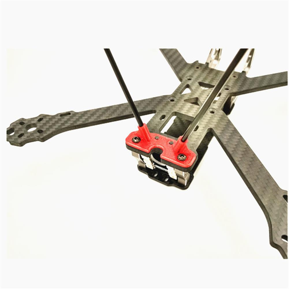 fpv-accessories Frsky GEP-KX5 FPV Antenna Tube Holder Red/Green/Black for RC Drone RC1278370 2