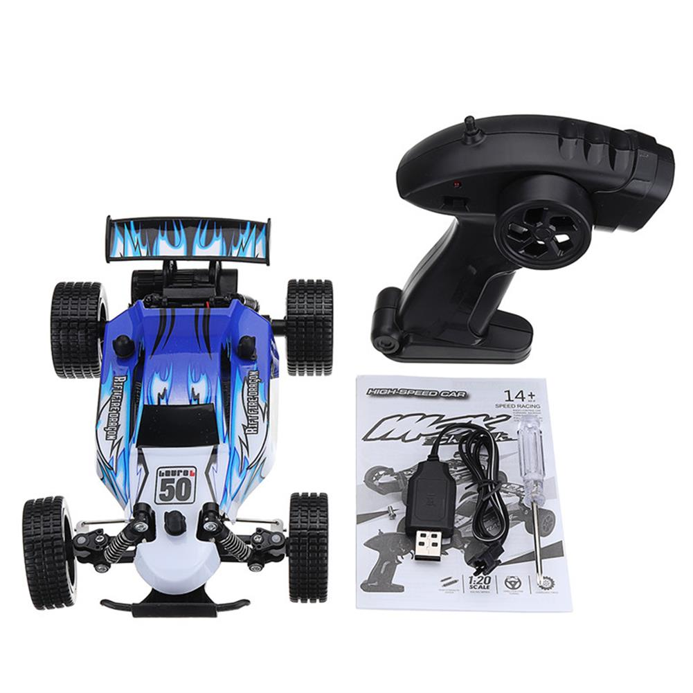 rc-cars KY-1881 1/20 2.4G RWD Racing Brushed RC Car Off Road Buggy RTR Toys RC1278560 3