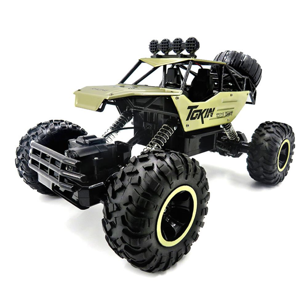 rc-cars Flytec 6026 1/12 RC Car Vehicle 2.4G Metal Alloy Car Body Shell Rock Crawler Buggy Model Toy RC1278612