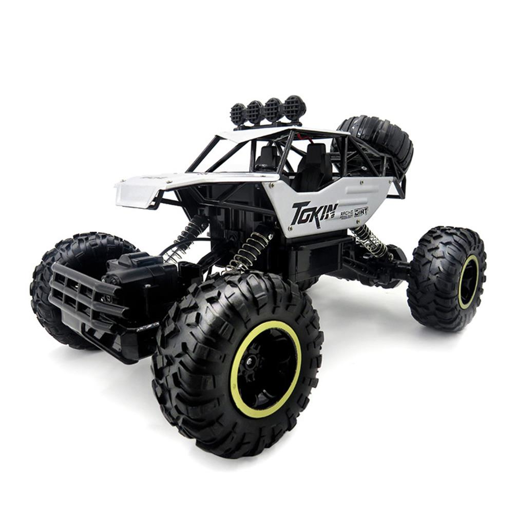 rc-cars Flytec 6026 1/12 RC Car Vehicle 2.4G Metal Alloy Car Body Shell Rock Crawler Buggy Model Toy RC1278612 1