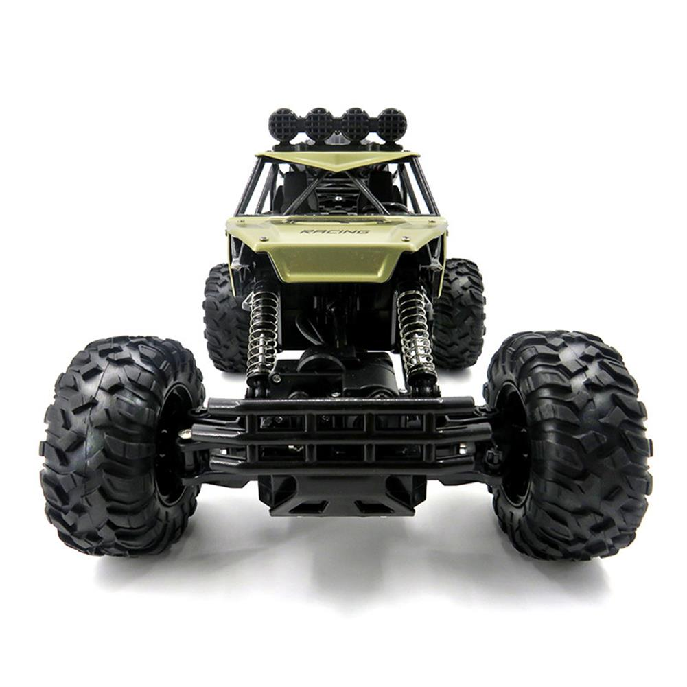 rc-cars Flytec 6026 1/12 RC Car Vehicle 2.4G Metal Alloy Car Body Shell Rock Crawler Buggy Model Toy RC1278612 3