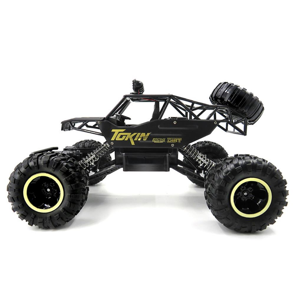 rc-cars Flytec 6026 1/12 RC Car Vehicle 2.4G Metal Alloy Car Body Shell Rock Crawler Buggy Model Toy RC1278612 4