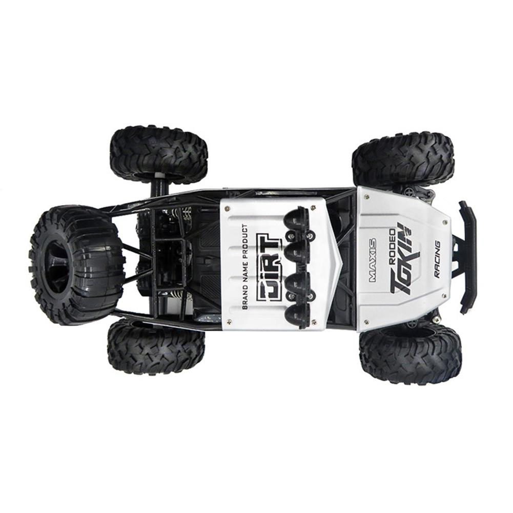 rc-cars Flytec 6026 1/12 RC Car Vehicle 2.4G Metal Alloy Car Body Shell Rock Crawler Buggy Model Toy RC1278612 5