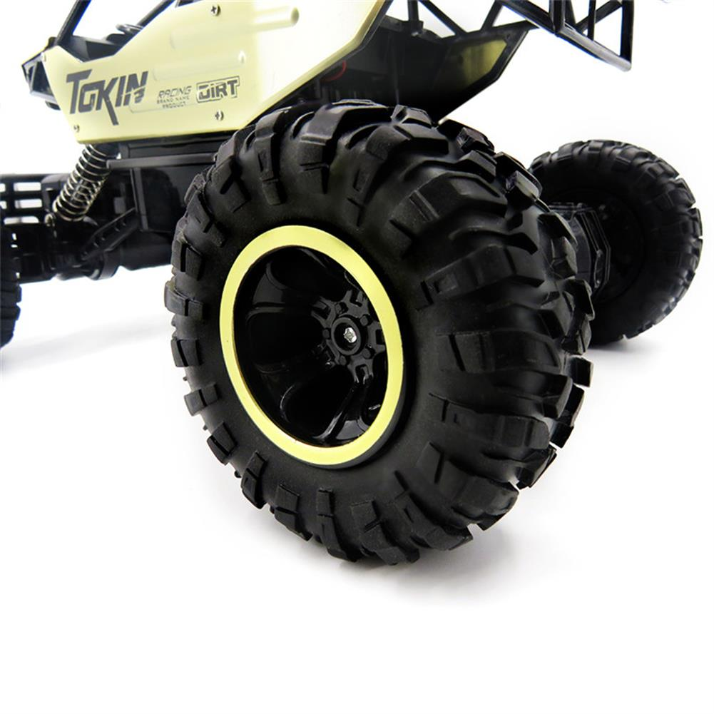 rc-cars Flytec 6026 1/12 RC Car Vehicle 2.4G Metal Alloy Car Body Shell Rock Crawler Buggy Model Toy RC1278612 8