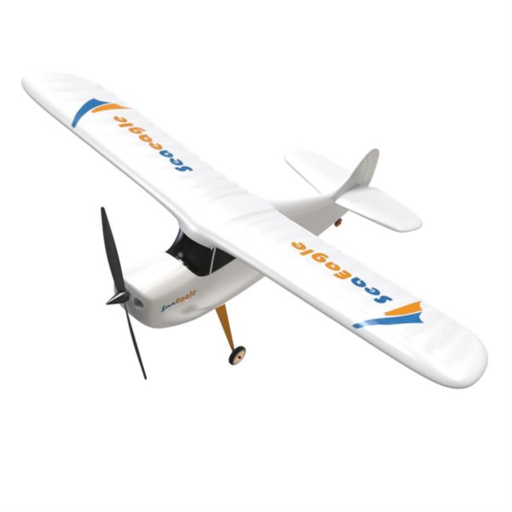 rc-airplane SeaEagle 2.4G 3CH 515mm Wingspan 3-6 Axis 3D Aerobatic EPS FPV RC Airplane RTF RC1279367