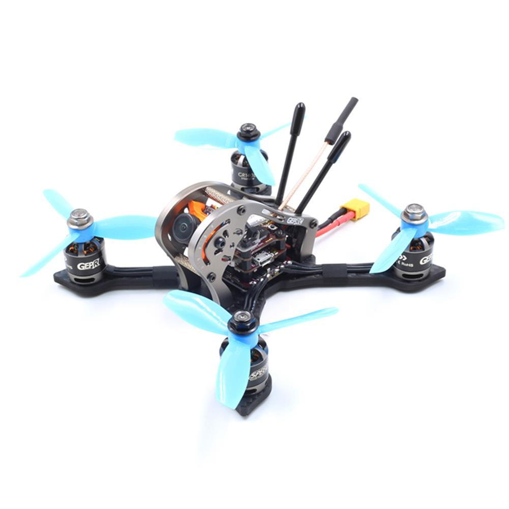fpv-racing-drones GEPRC Sparrow V2 MX3 139mm FPV Racing RC Drone w/ F4 20A BLHeli_S 48CH Runcam Micro Swift BNF PNP RC1280453