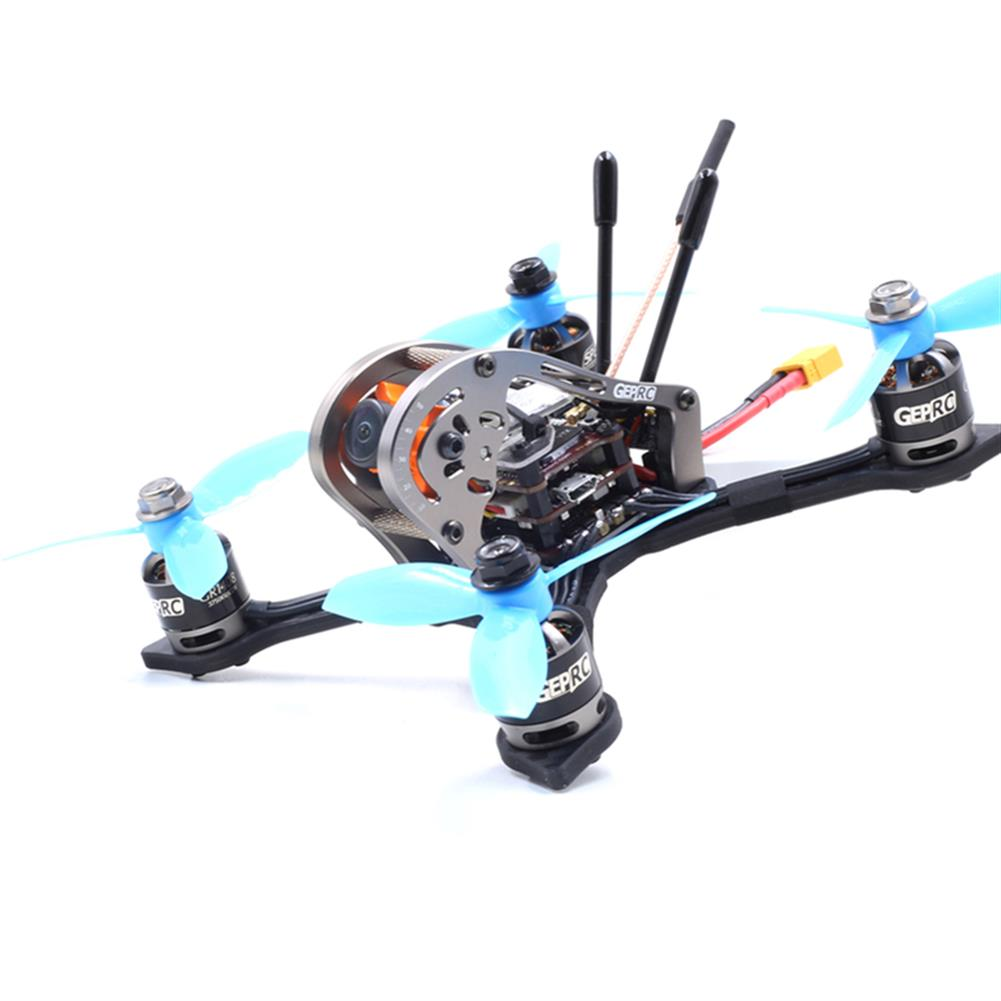 fpv-racing-drones GEPRC Sparrow V2 MX3 139mm FPV Racing RC Drone w/ F4 20A BLHeli_S 48CH Runcam Micro Swift BNF PNP RC1280453 1
