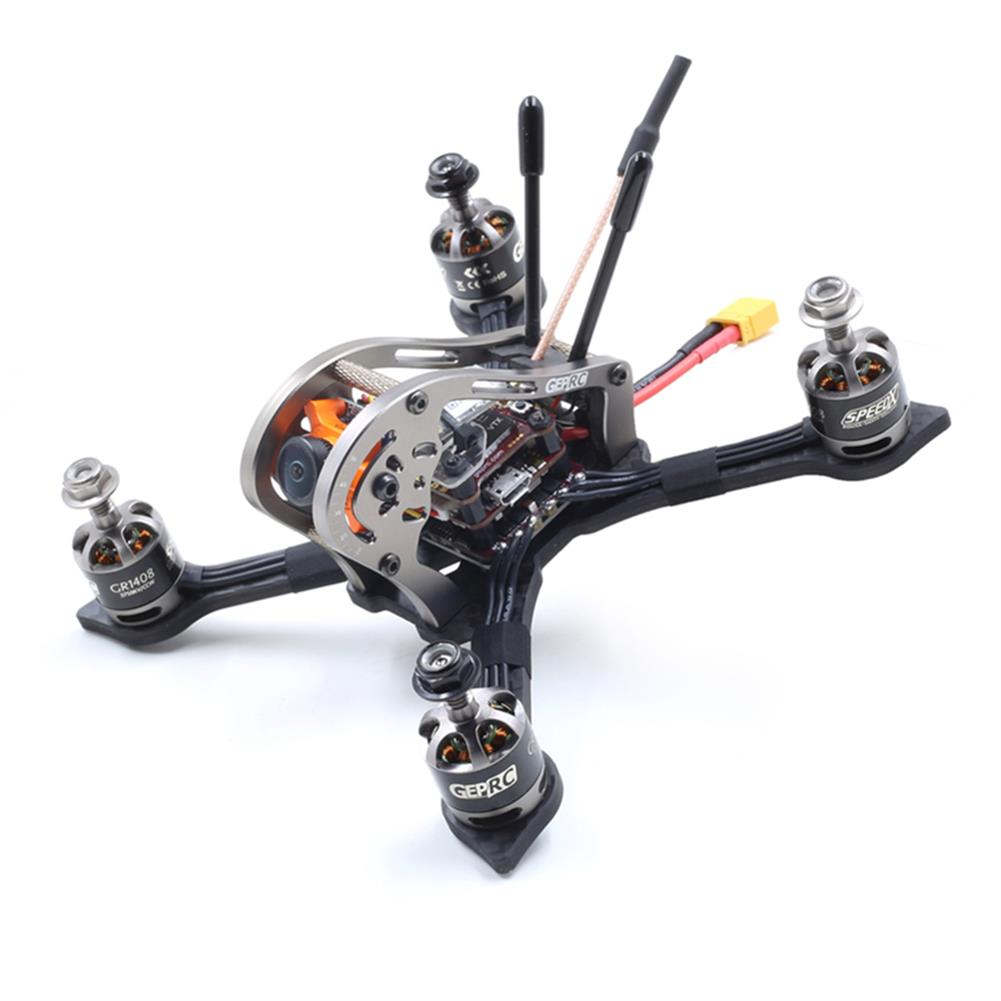 fpv-racing-drones GEPRC Sparrow V2 MX3 139mm FPV Racing RC Drone w/ F4 20A BLHeli_S 48CH Runcam Micro Swift BNF PNP RC1280453 2
