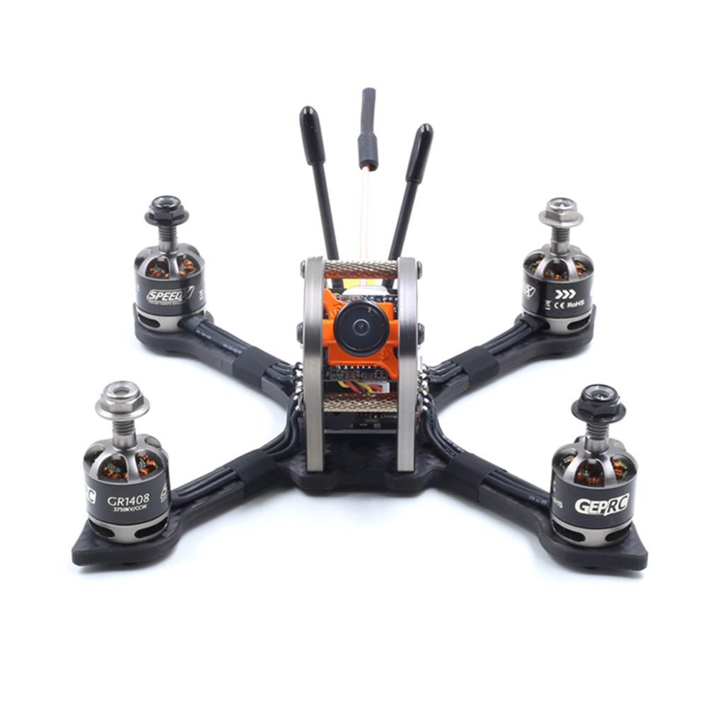 fpv-racing-drones GEPRC Sparrow V2 MX3 139mm FPV Racing RC Drone w/ F4 20A BLHeli_S 48CH Runcam Micro Swift BNF PNP RC1280453 4
