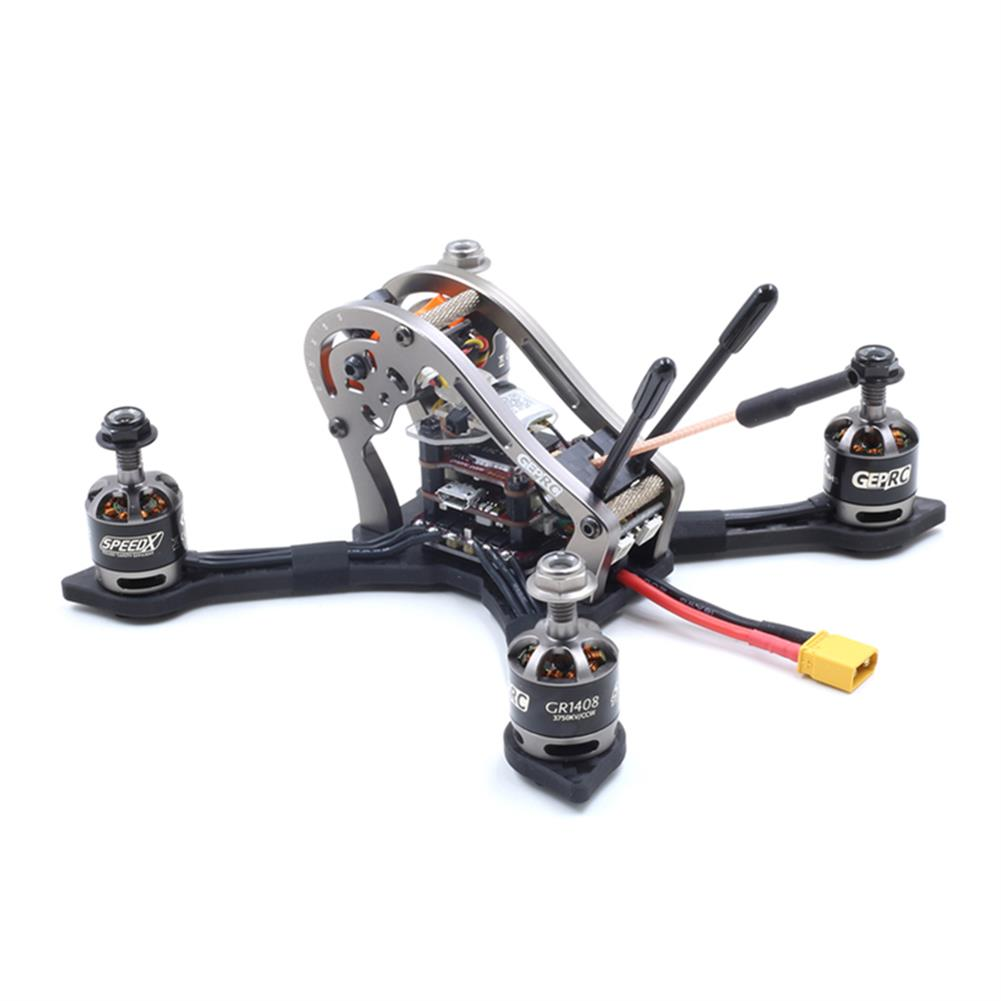 fpv-racing-drones GEPRC Sparrow V2 MX3 139mm FPV Racing RC Drone w/ F4 20A BLHeli_S 48CH Runcam Micro Swift BNF PNP RC1280453 5
