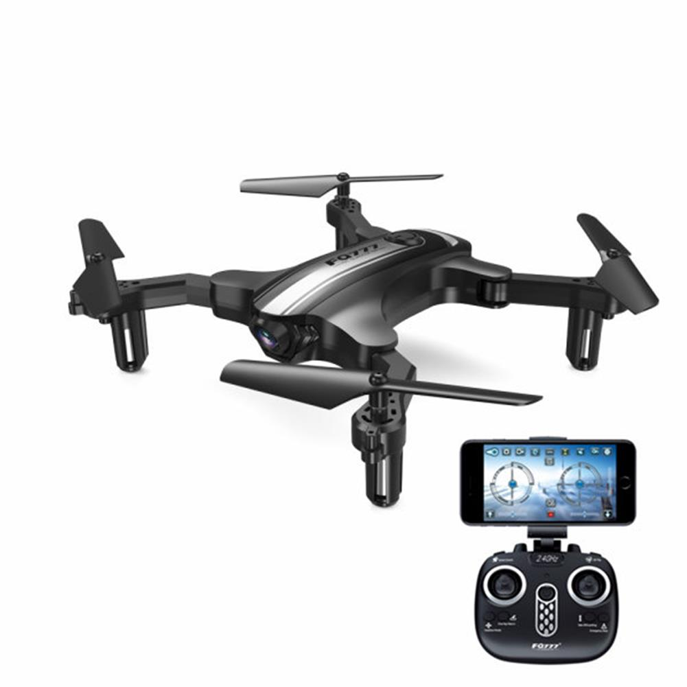 rc-quadcopters FQ777 FQ31W WIFI FPV With 0.3MP Camera Altitude Hode Foldable RC Drone Quadcopter RTF RC1284126