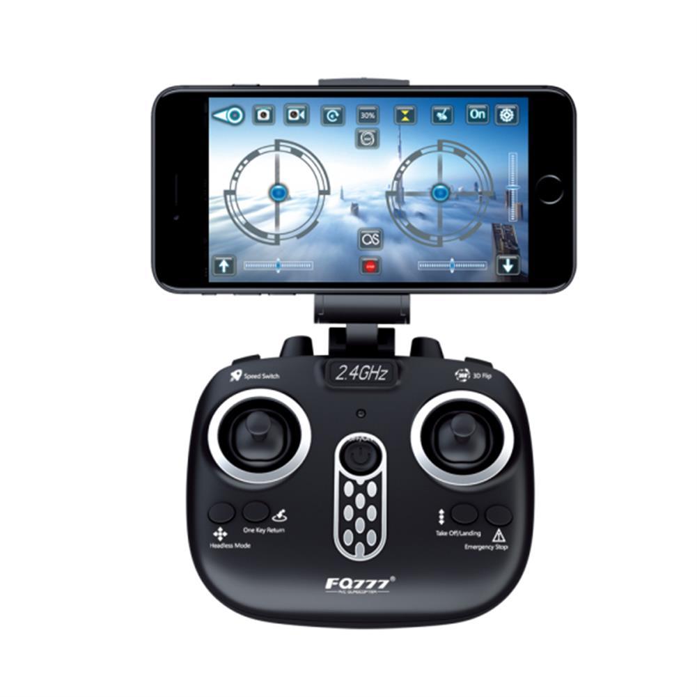rc-quadcopters FQ777 FQ31W WIFI FPV With 0.3MP Camera Altitude Hode Foldable RC Drone Quadcopter RTF RC1284126 4