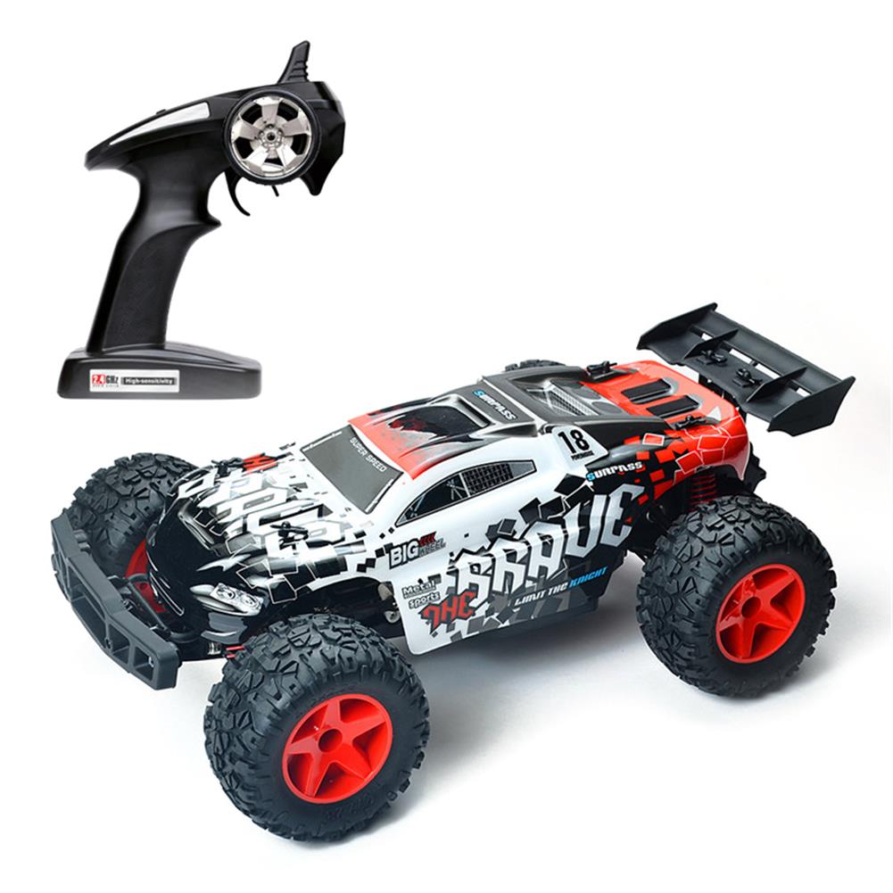 rc-cars SUBOTECH BG1518 1/12 2.4G 4WD High Speed 35km/h Off-Road Partial Waterproof RC Car RC1284558 1