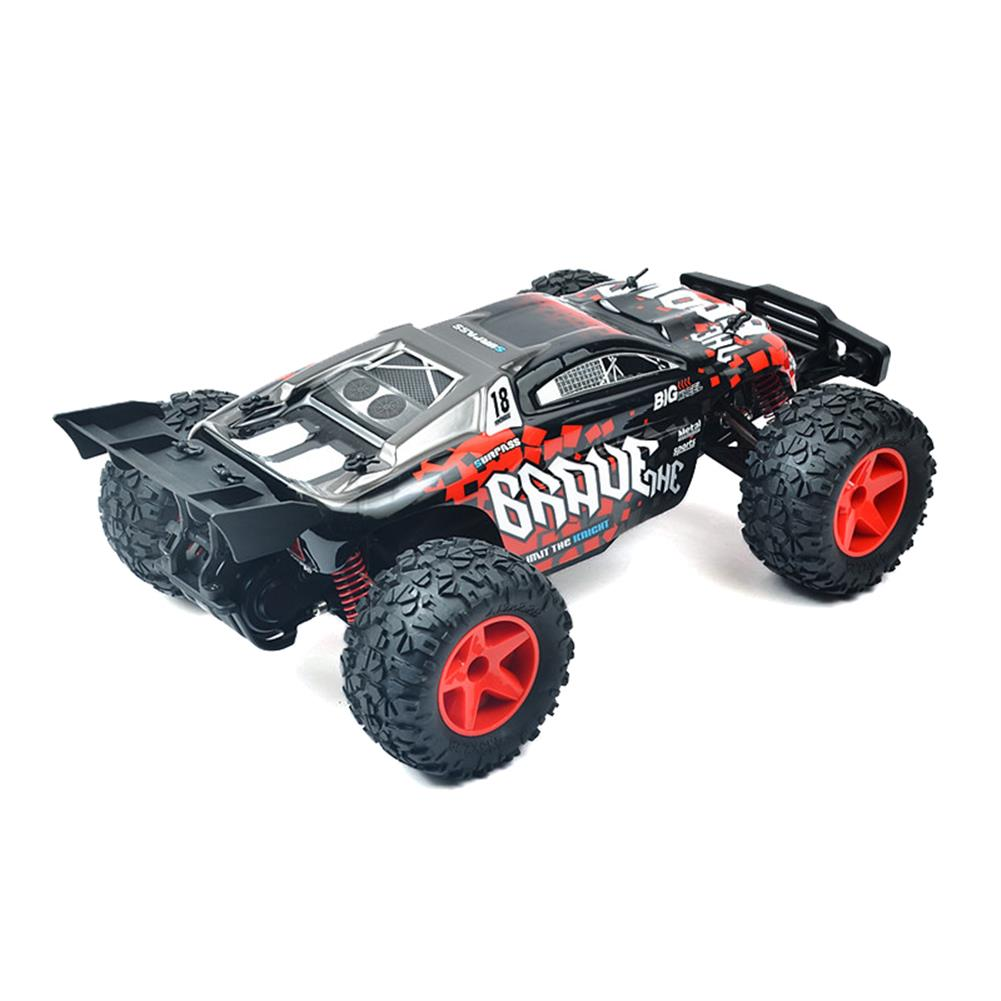 rc-cars SUBOTECH BG1518 1/12 2.4G 4WD High Speed 35km/h Off-Road Partial Waterproof RC Car RC1284558 5