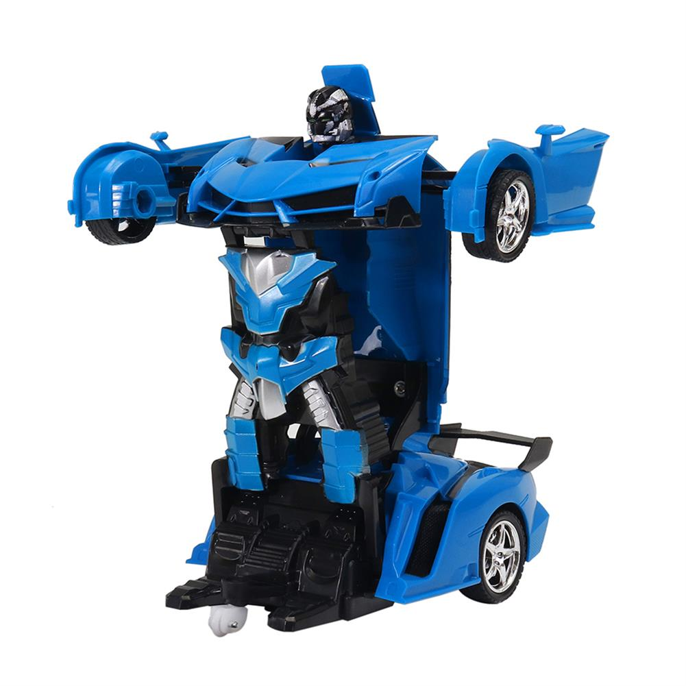 rc-cars Rastar 2 In 1 Rc Car Sports Wireless Transformation Robot Models Deformation Fighting Toys RC1286643