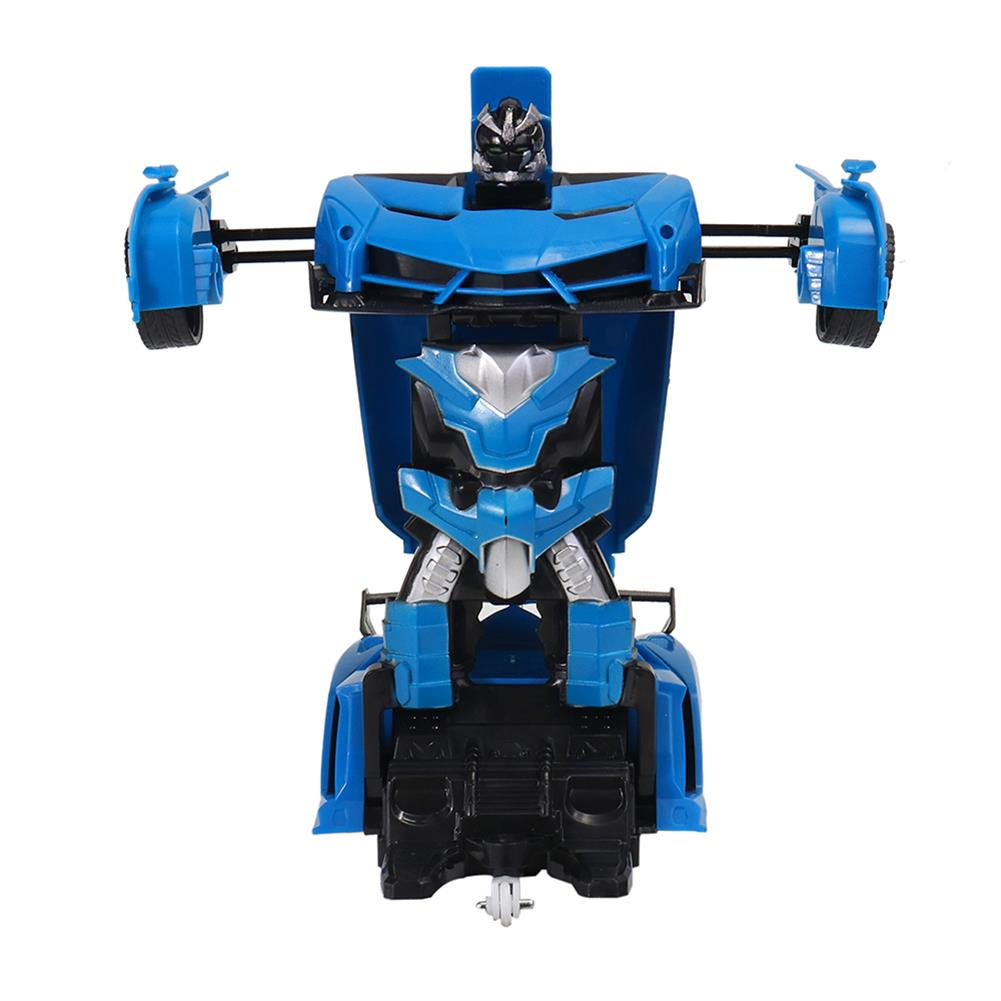 rc-cars Rastar 2 In 1 Rc Car Sports Wireless Transformation Robot Models Deformation Fighting Toys RC1286643 7